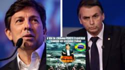 A batalha de Amoêdo e Bolsonaro pelos votos da direita nas redes