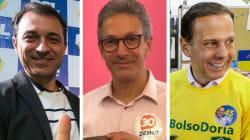 Partido de Bolsonaro elege 3 governadores, e MDB e PSDB perdem força nos