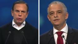 Debate Band: João Doria e Márcio França se enfrentam nesta quinta-feira, dia