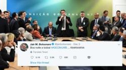 Aqui a lista dos perfis reais no Twitter dos futuros integrantes do governo