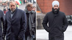 Mulcair Calls Singh's Response To China Spat Question 'Very