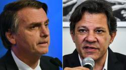 Datafolha a 9 dias da eleição: Bolsonaro, 28%, e Haddad,