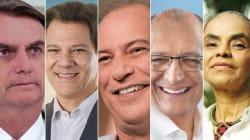 Ibope: Bolsonaro tem 31%; Haddad, 21%; Ciro, 11%; Alckmin, 8%; e Marina,