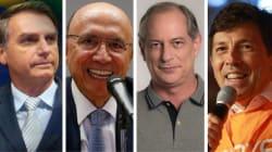 Os 22 presidenciáveis que querem comandar o Brasil a partir de
