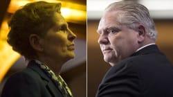 Doug Ford Would 'Take A Bulldozer' To Ontario As Premier: