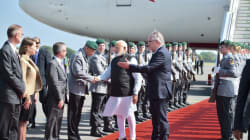 'German Competencies Fit Well With My Vision For India's Transformation,' Says PM Modi In