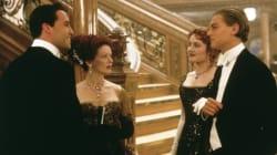 Reunión de 'Titanic': Leonardo DiCaprio, Kate Winslet y Billy