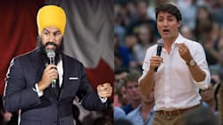 ► Trudeau Vs. Singh: Who Handles Hecklers