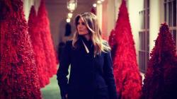 ¿Halloween o Navidad? Así la decoración de la Casa Blanca este
