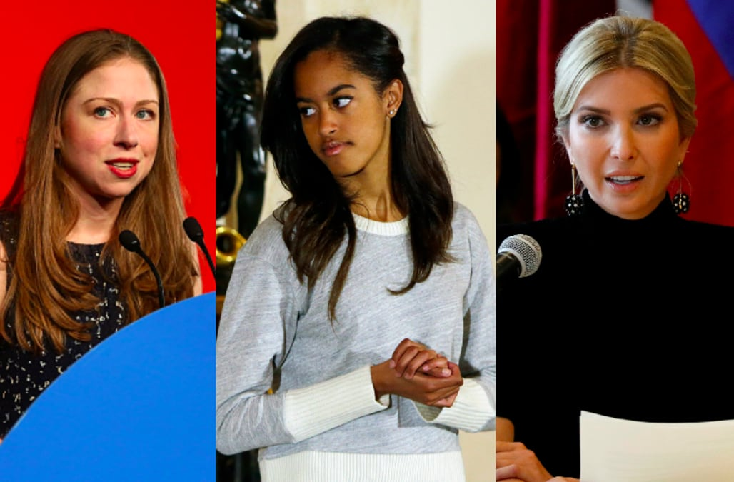 Malia Obama Sparked Controversy In Her First Post White House Year But Other First Daughters Had Her Back