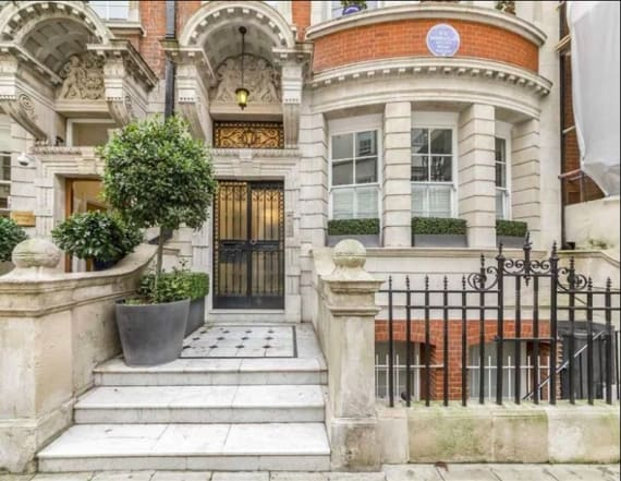 Alexander McQueen's former apartment hits market