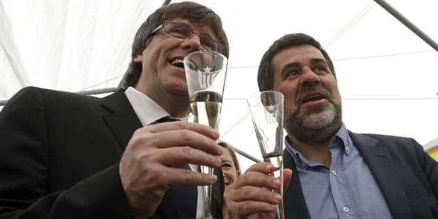 Puigdemont y Sànchez