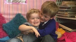 Quick-Thinking 5-Year-Old Saves Little Brother From