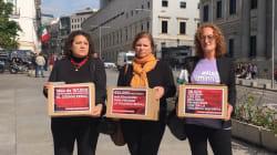 Las asociaciones feministas llevan más de 800.000 firmas contra la violencia de género al