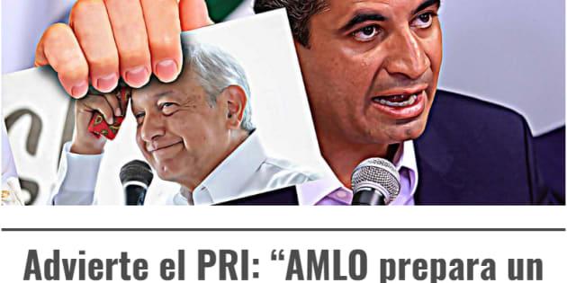 Ochoa Reza se mantiene al frente del PRI