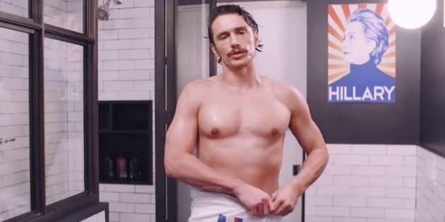 That towel tho.