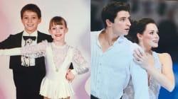 Tessa Virtue, Scott Moir Photos Through The Years Show Champions In The