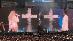 Les images filmées par les spectateurs du show impressionnant de Beyoncé et Jay-Z au Stade de