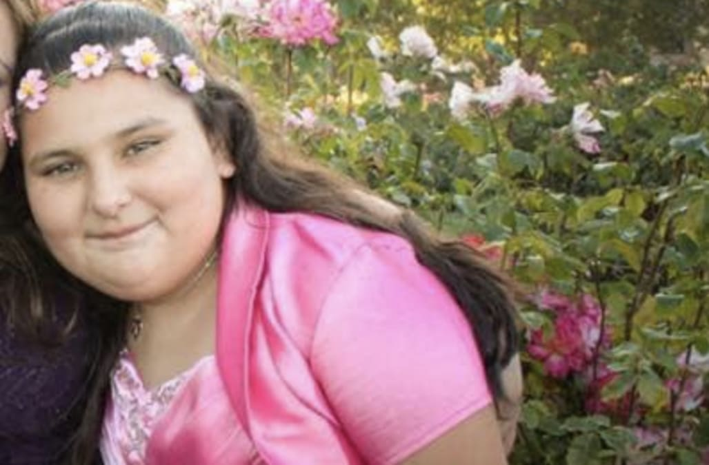 Keyla Salazar, 13, shot at Gilroy Garlic Festival while trying to help relative with cane escape gunfire: Family