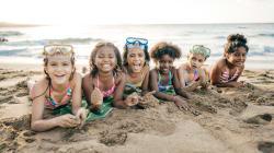 BLOG - Petit manuel pour emmener vos enfants à la plage sans