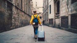 Les 5 destinations qui attirent le plus les femmes voyageant