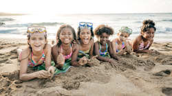 How To Get Your Kids To The Beach In Just 25 Easy