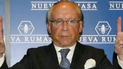 La prueba de ADN confirma que Ruiz Mateos es el padre de Adela Montes de