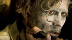 Johnny Depp en vedette du nouveau clip de Marilyn