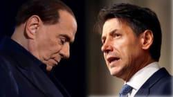 Silvio vede Conte e non