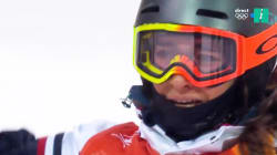 Perrine Laffont pleurait déjà aux Jeux olympiques de Sotchi, mais pas pour les mêmes