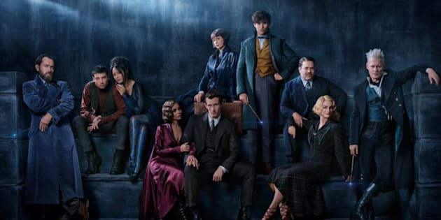 A presença do ator Johnny Depp, que interpretaGrindelwald, incomodou boa parte dos fãs deJ.K. Rowling.
