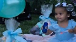 FOTOS: El cumpleaños de la Kardashian menos