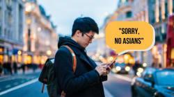 Homens asiáticos enfrentam racismo em aplicativos de