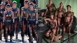 Les tenues des Amazones de