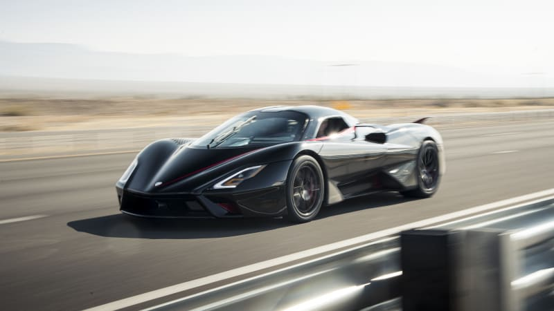 SSC Tuatara breaks top speed record, is now the fastest production car
