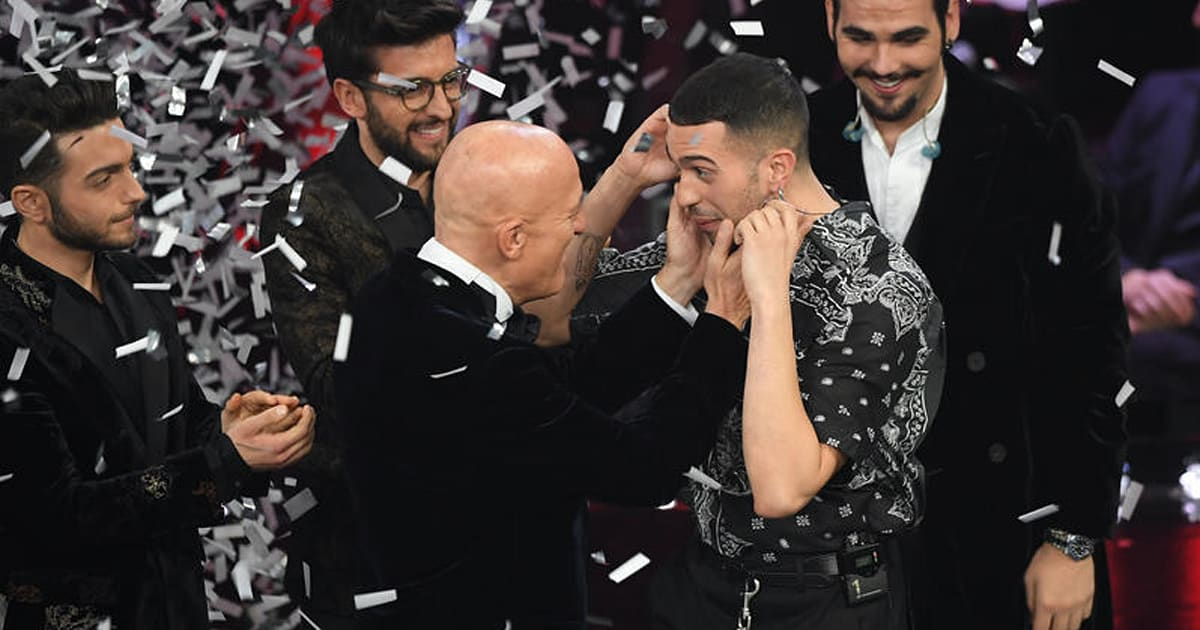 Con la vittoria di Mahmood le élite si prendono la prima grande rivincita dopo il 4 marzo 2018