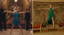 Taylor Swift a-t-elle copié la pub Kenzo dans son clip? Faites-vous votre