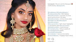 Instagram Makeup Artist Recreates Disney Princesses With 'A Desi