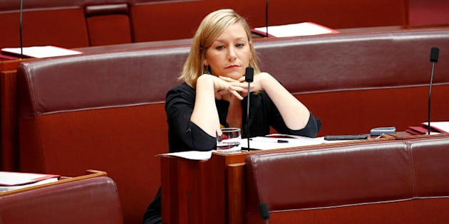 """""""It's been a shocking few weeks, no sugar-coating it, Leigh, it's been shocking,"""" Richard Di Natale."""