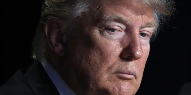 Donald Trump, fotografiado en febrero de 2017.