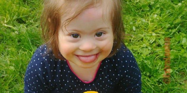 Ce que j'ai réalisé avec la trisomie de ma fille, c'est que le handicap change tout, et il ne change rien.