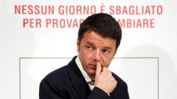 Matteo Renzi fissa l'obiettivo e guarda sempre più a sinistra: