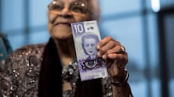 Viola Desmond's $10 Bill Is Now Here In All Its Vertical