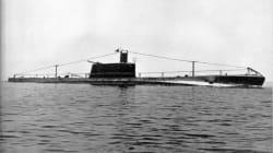 Sommergibile della prima guerra mondiale ritrovato a 400 metri di