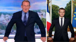 Quand Jean-Pierre Pernaut imitait Emmanuel Macron en plein