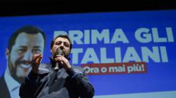 Prima gli italiani: slogan e