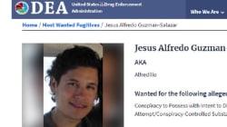 Wanted: Alfredillo Guzmán Loera es de los 10 más buscados por la