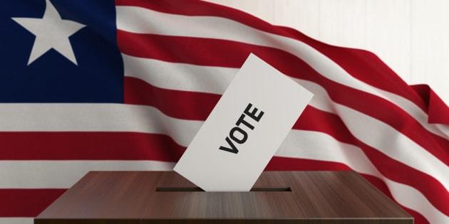 Liberian elections.