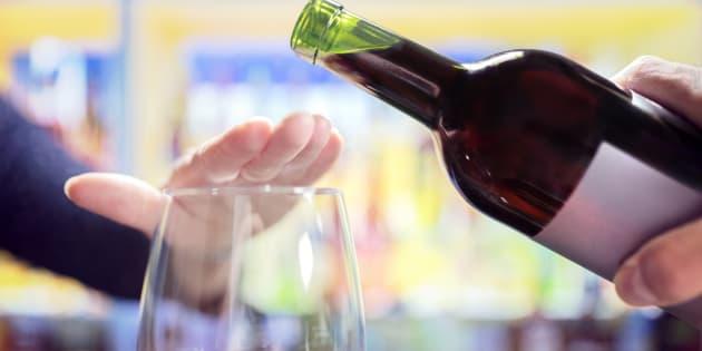 La sobriété, comme le fait de boire de l'alcool, relève du choix de chacun.