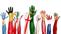 As 32 bandeiras das seleções da Copa da Rússia para quem ainda não